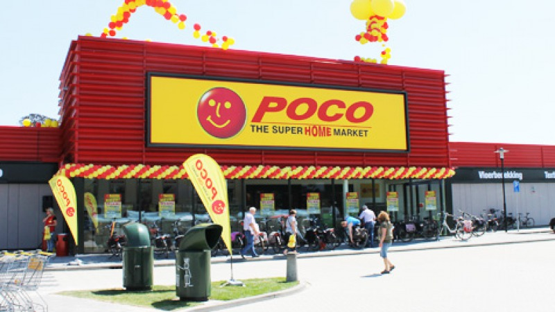 Poco Woonwarenhuis Enschede