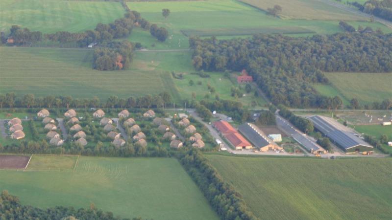 Vakantiepark en paardensportcentrum De Lourenshoeve
