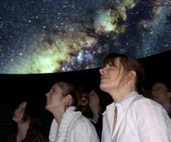 Cosmos Sterrenwacht programma herfstvakantie