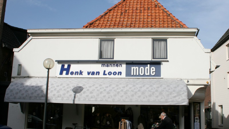 Henk van Loon Mannenmode
