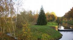 Wandelroute Stroom Esch (Groene Route)