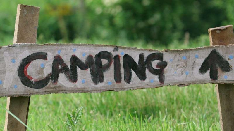 Camping Onder de Sterren
