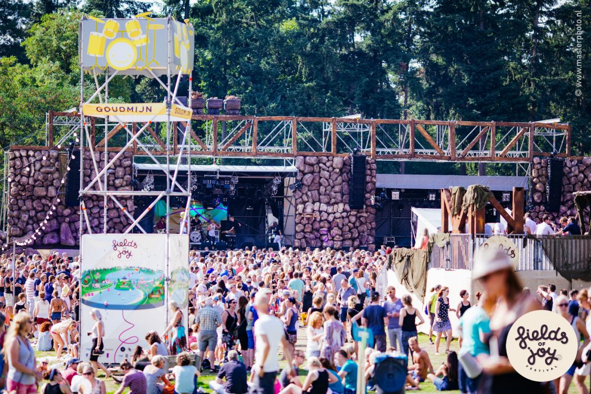 Fields of Joy Festival - 7 Jul 2018 - Erlebe Twente ...