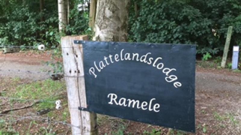 Plattelandslodge Ramele