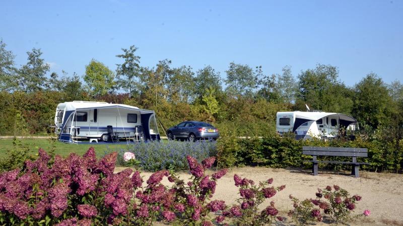 Camping de Waterjuffer