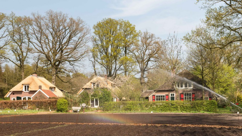 Het Bouwhuis: Agri-Culturele onderneming