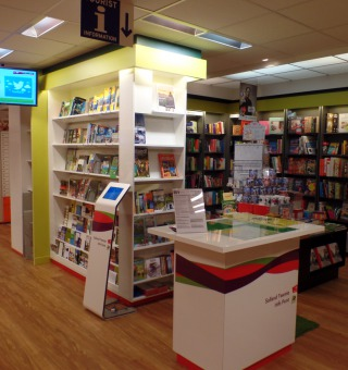 Tourist Info Readshop Rijssen