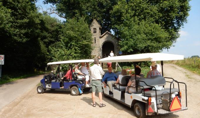 Landgoederentocht in elektrokar (Tour De Lutte)