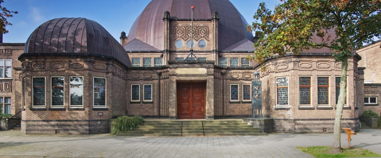 De mooiste Synagoge van Europa staat in Enschede