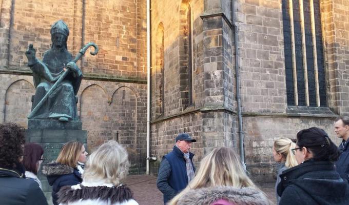 """"""" Eine Stadtwanderung durch das Zentrum von Oldenzaal? Gibt es dort denn etwas zu sehen?"""""""