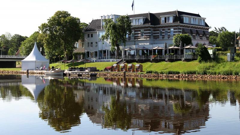 Hotel De Zon, Hotel Paping, Landgoed het Laer, Ommen