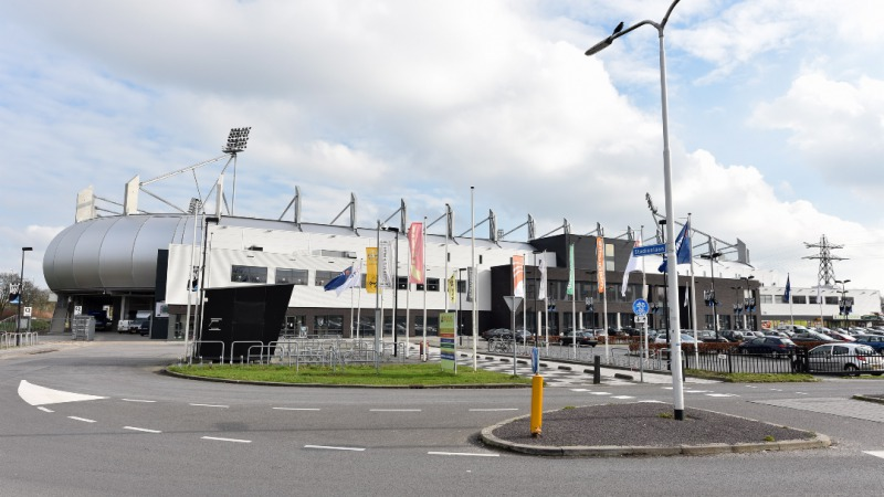 Thuiswedstrijd: Heracles Almelo - Ajax