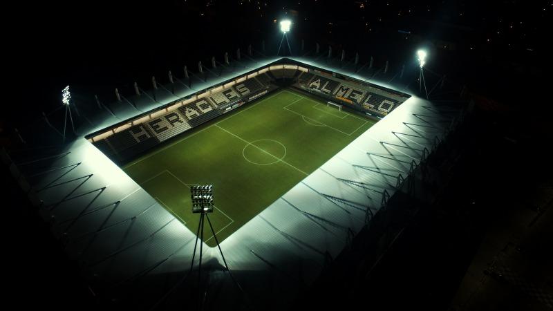 Thuiswedstrijd: Heracles Almelo - NAC Breda