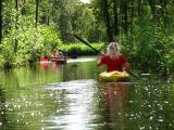 Kanu fahren & Stehpaddeln