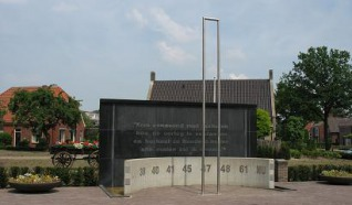 Monument Vredesmonument