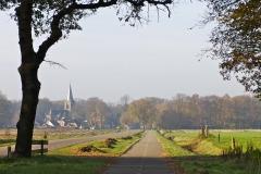 Fietsroute langs landgoederen en Kastelen