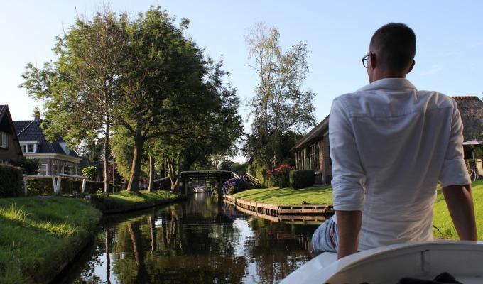Trek de wandelschoenen maar aan! Wandelen in waterdorp Giethoorn