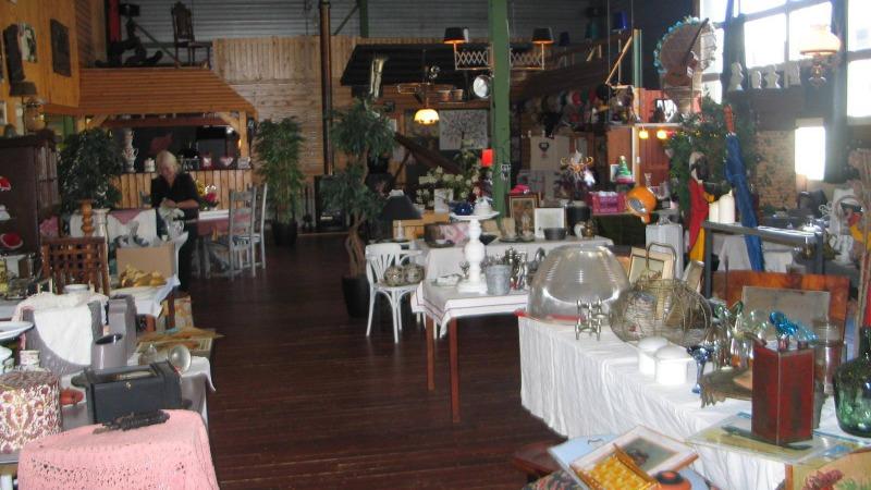 Brocante markt  Bij Saartje