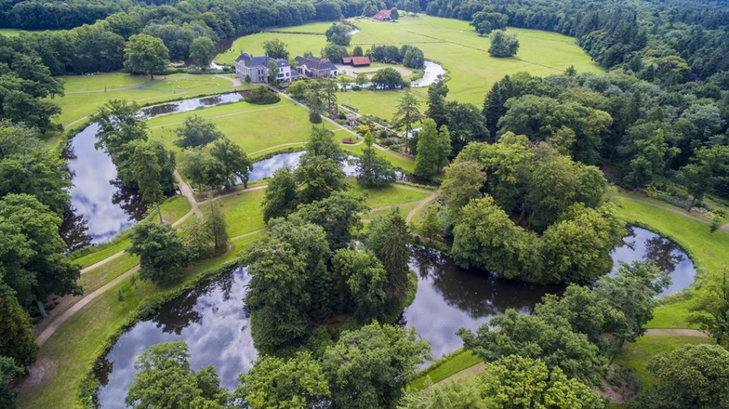 Park en Arboretum landgoed Singraven