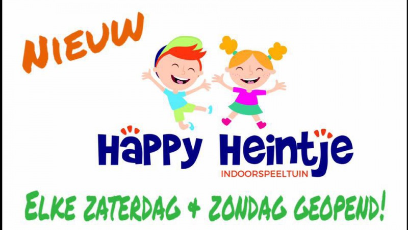 Kinder indoorspeeltuin Happy Heintje