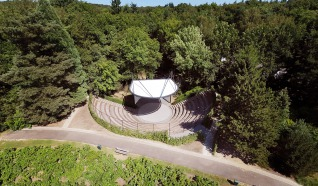 Openluchttheater Universiteit Twente