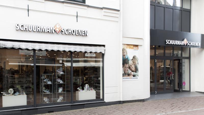 61153aa6676 Schuurman Schoenen Oldenzaal - Tourist Info Oldenzaal