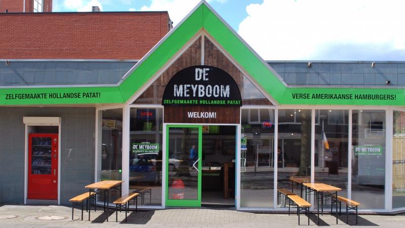 Cafetaria de Meyboom