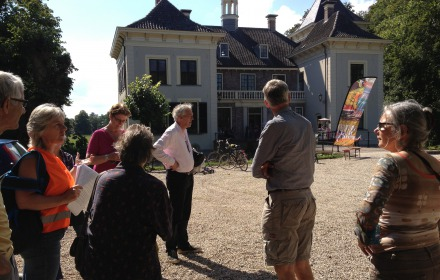 Fietsexcursie Landgoederen IJssellandschap