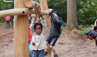 Speelbos/ Spiele Wald