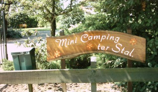 SVR Minicamping Ter Stal