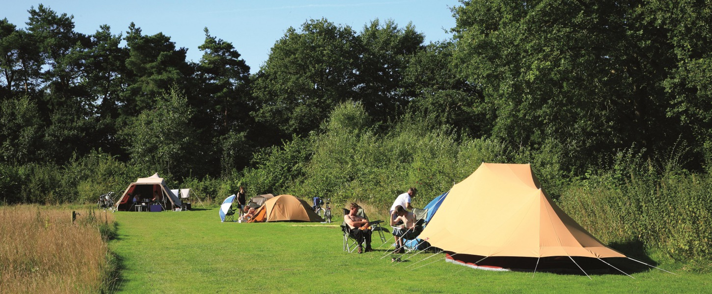 Campings in Twente