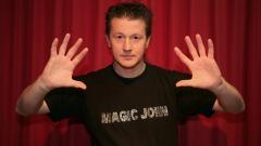 Magisch theater Ommen / Magic John
