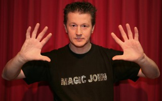 Magisch theater Ommen / Magic John