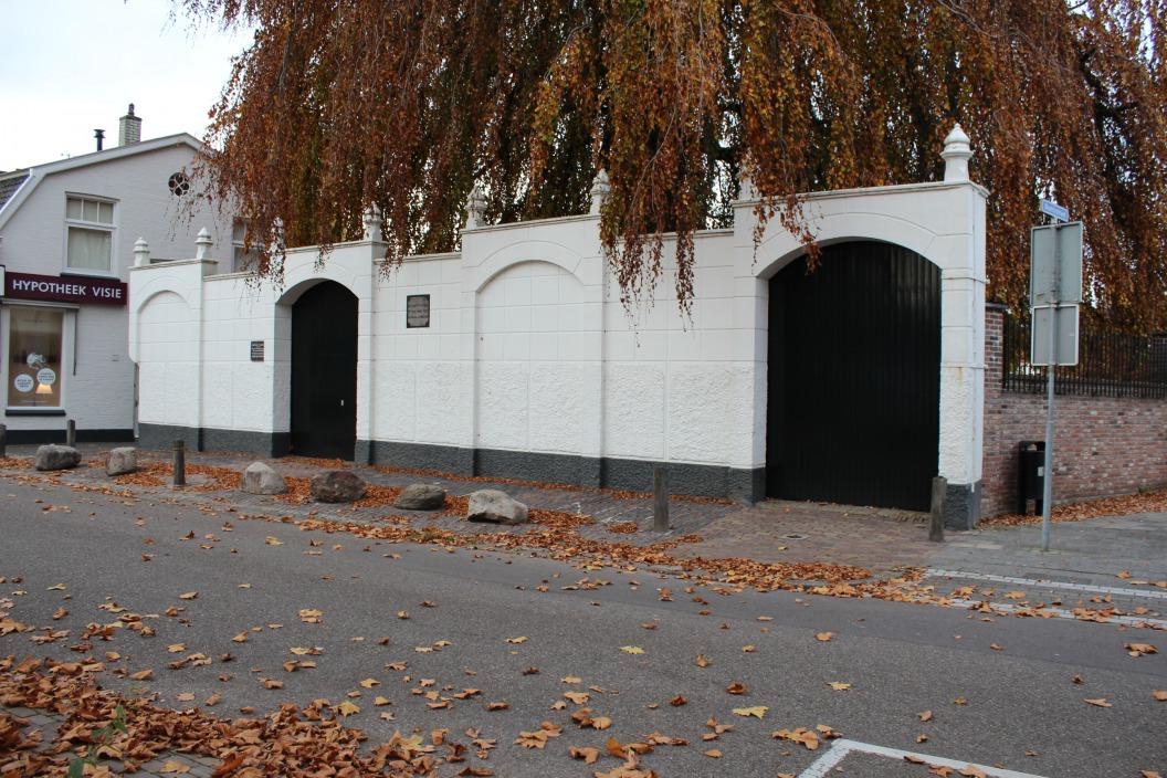 Joodse Begraafplaats, Boddenstraat