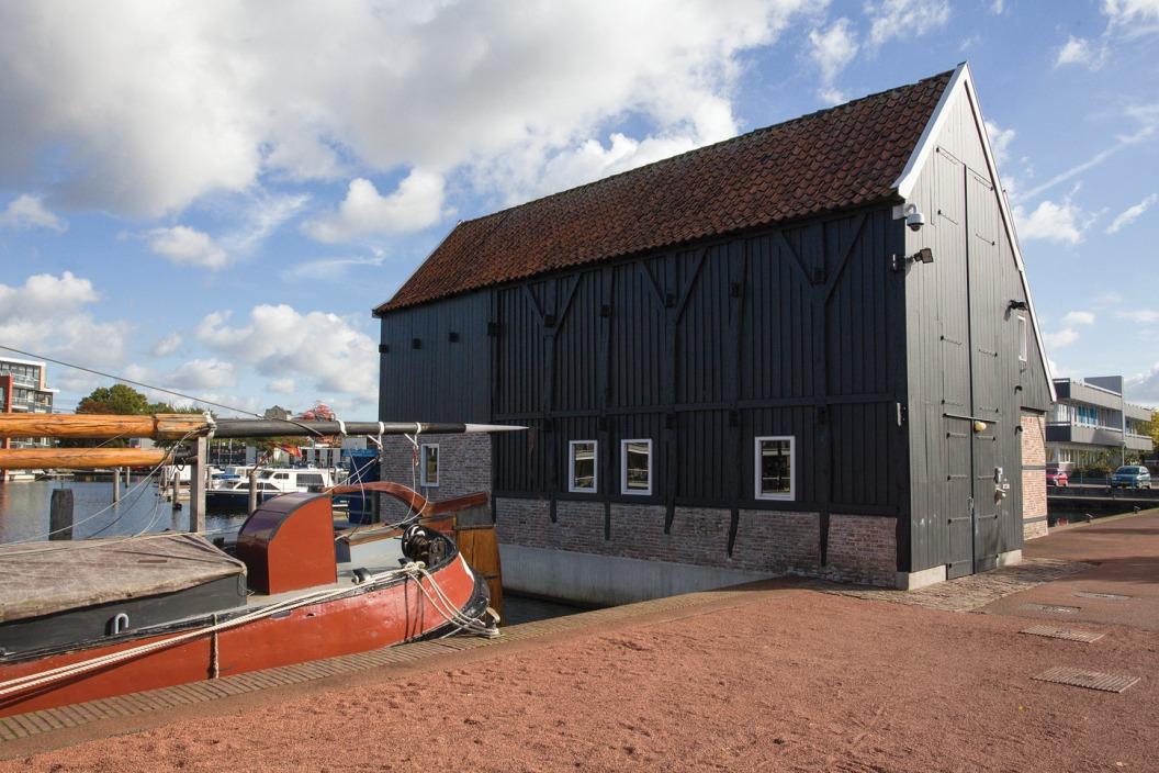 Houtstek / Jachthaven