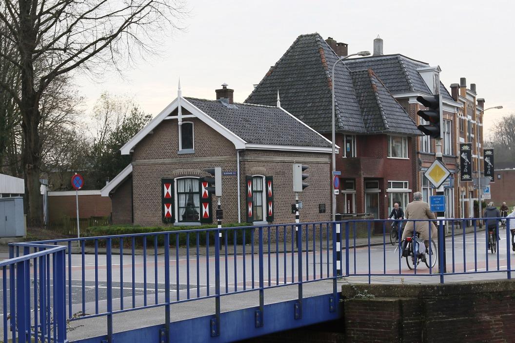 Vriezebrug & Brugwachterswoning