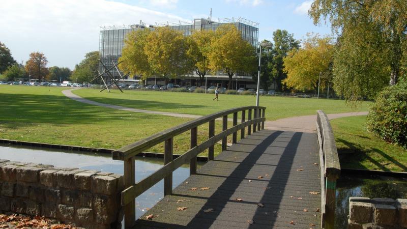 Kunst- & Architectuurwandelroute Universiteit Twente