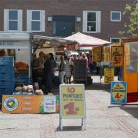 Weekmarkt Genemuiden