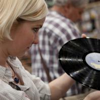 Weerselose Markt, Thema: CD- en Platenbeurs