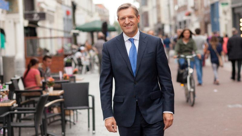 Politiek in De Pol: Sybrand Buma