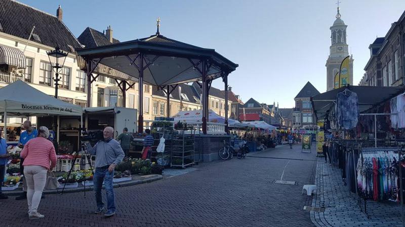 Weekmarkt Kampen