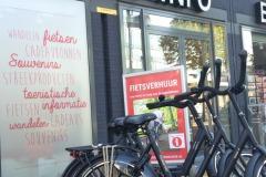 Fahrradfahren und -verleih
