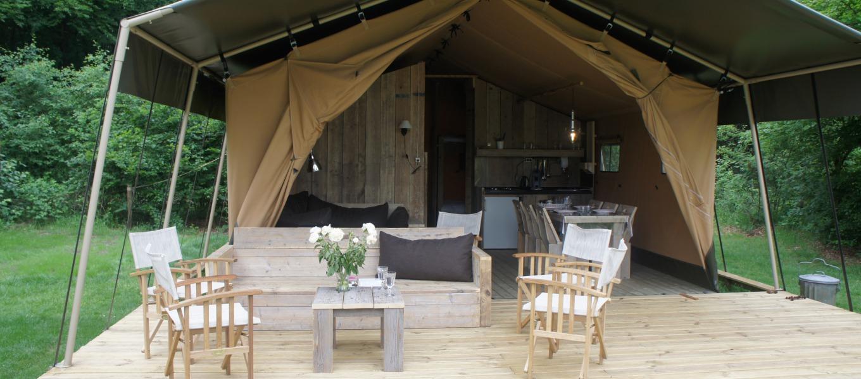 Safaritent camping De Klashorst