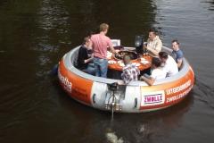 Donut vaartocht met gids door Zwolle