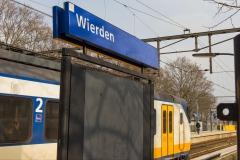 Parkeren Station Wierden