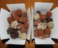 Ouder-kind chocolade workshop