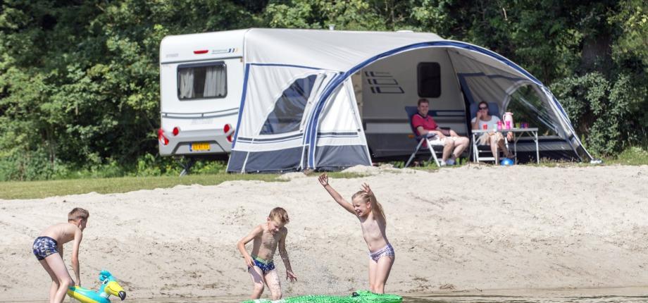 Camping de Rammelbeek nabij Denekamp