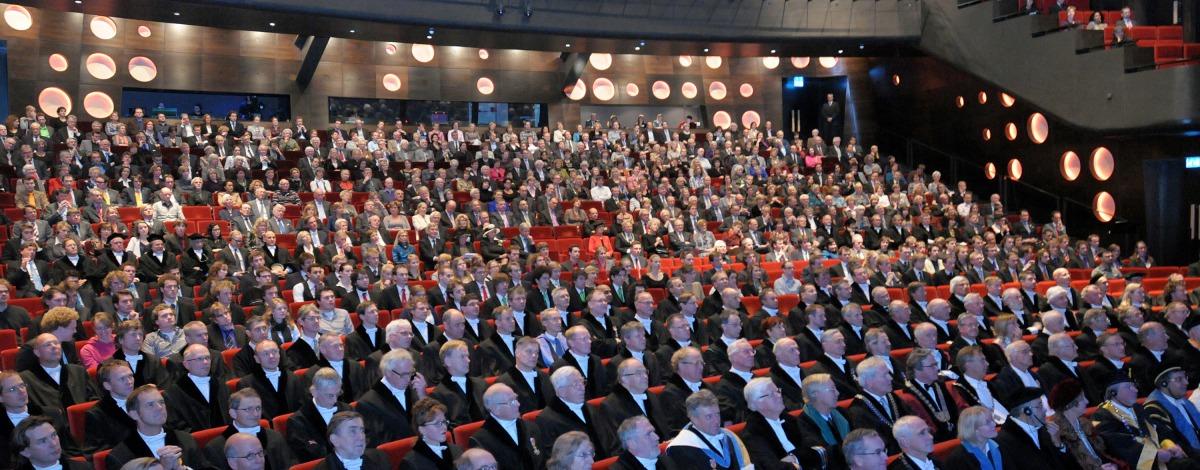 Congres in Twente