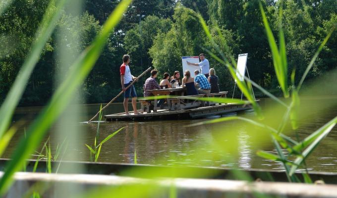 Eigentijdse congreslocaties in Twente waar genoeg ruimte is