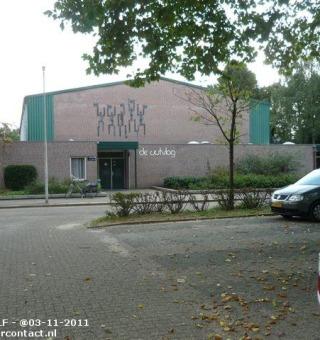 Camperplaats Sporthal De Uutvlog